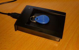 USB RFID Read and Fob