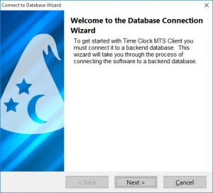 Database Connection Wizard