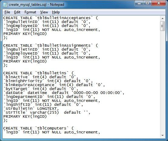 MySQL Server Blog