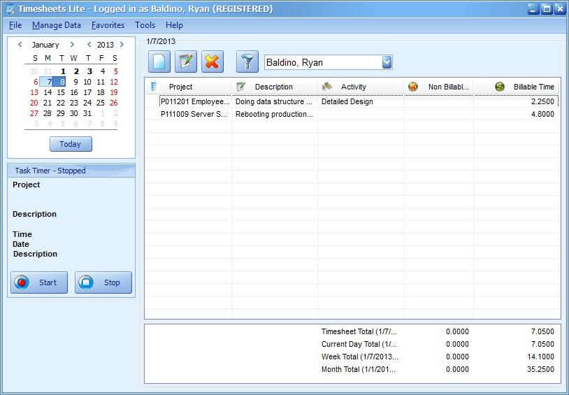 timesheet excel spreadsheet